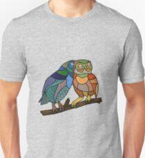 Owl Snuggles Unisex T-Shirt