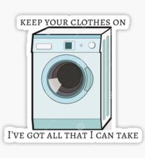 Laundry Room - The Avett Brothers Sticker