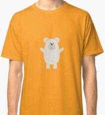 Happy Polar Bear Classic T-Shirt