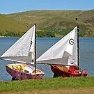 hopeful pair by dinghysailor1