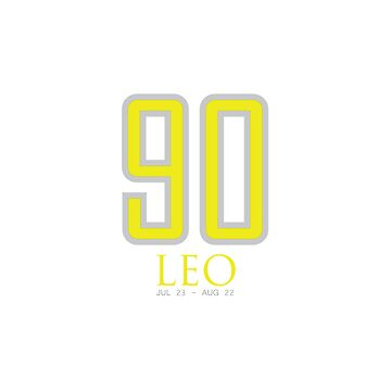 90 LEO by PURPLERAIN99