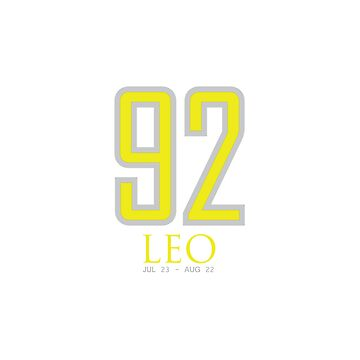 92 LEO by PURPLERAIN99