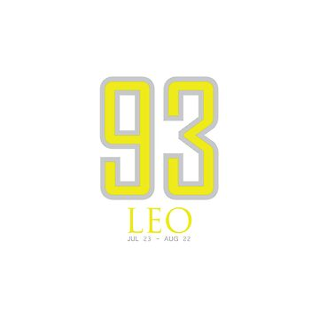 93 LEO by PURPLERAIN99