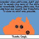 Thanks Gough by firstdog