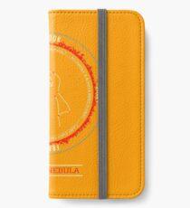 Leather Nebula iPhone Wallet/Case/Skin