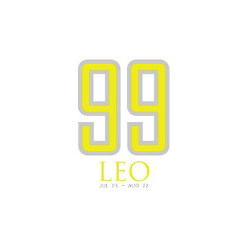99 LEO by PURPLERAIN99