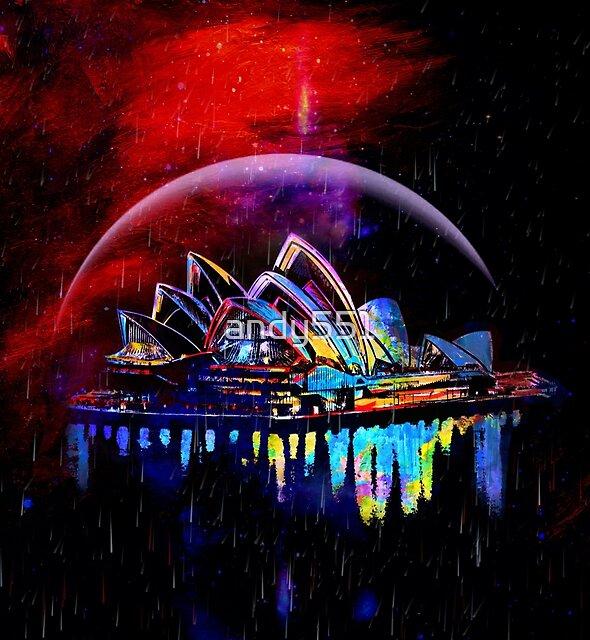 Sydney Opera House by andy551
