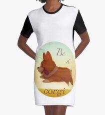 Corgi Life Robe t-shirt