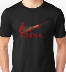 lucille blood just do it Unisex T-Shirt