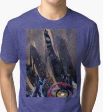 rise raven Tri-blend T-Shirt