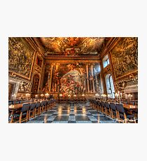 Hall of painting- Greenwich Photographic Print