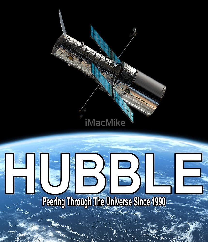 Hubble Space Telescope by iMacMike