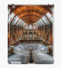 Natural History Museum iPad Case/Skin