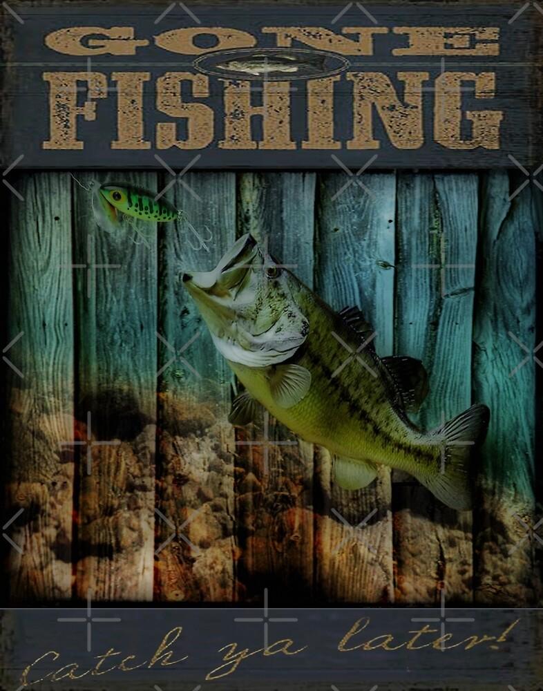 Gone Fishing by WishesandWhims