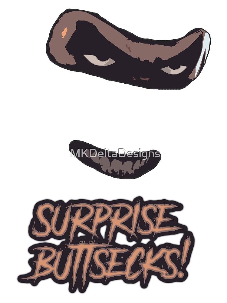 Surprise Buttsecks by MKDeltaDesigns