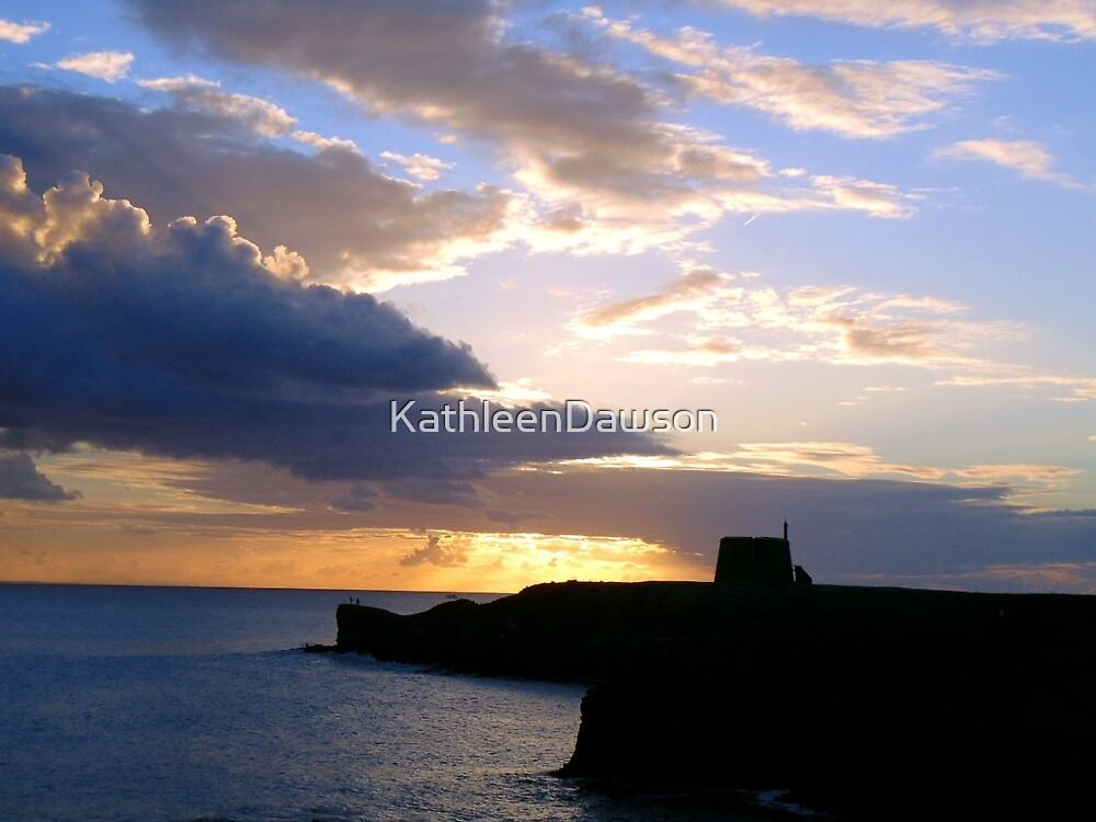 Sunset by KathleenDawson