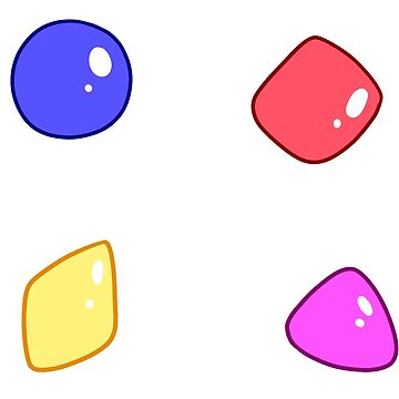 Candy Gum Formen von SaradaBoru