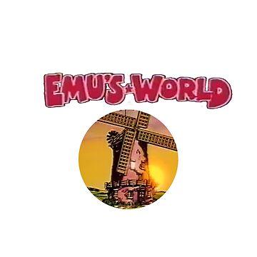 emu's world (1980's UK show) by auroraflorealis