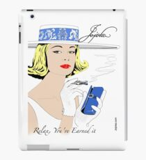Blueberry Haze iPad Case/Skin