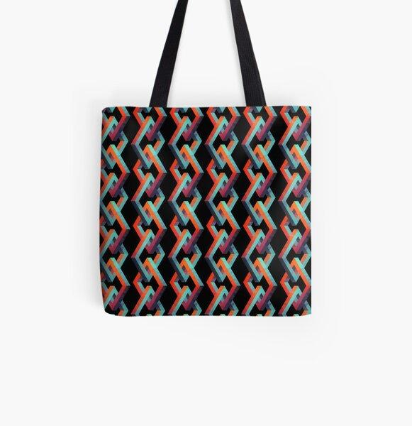 Links All Over Print Tote Bag