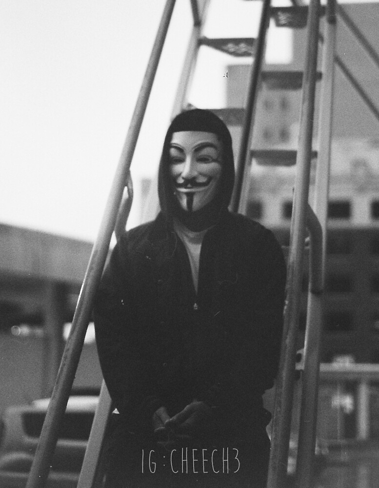 Guy Fawkes by Cheech3