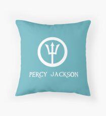 percy jackson olympus Throw Pillow
