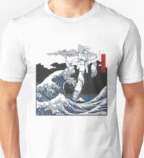 Mecha Wave Slim Fit T-Shirt