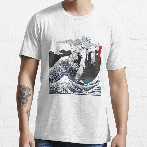 Mecha Wave Essential T-Shirt