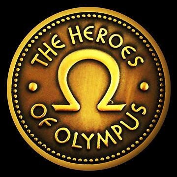 the heroes of oliympus by vmonthayes