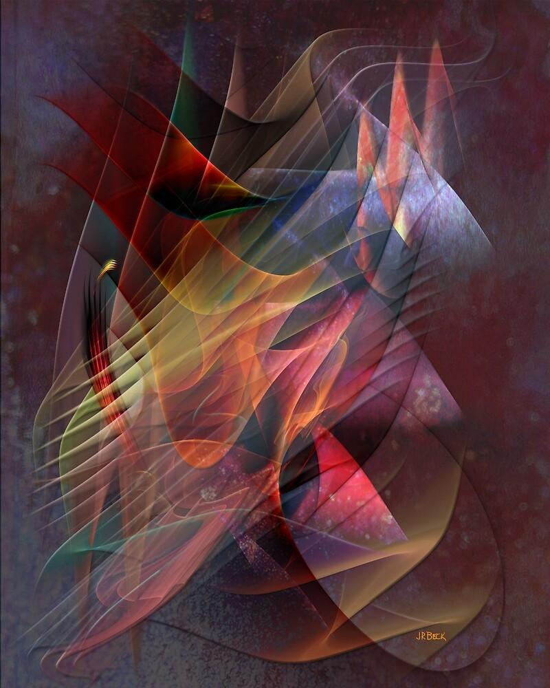 Free Falling, Part 2 - By John Robert Beck by studiobprints