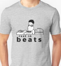 "Nujabes ""rest in beats"" T-Shirt"