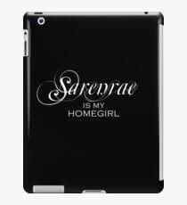 sarenrae is my homegirl (Critical Role) iPad Case/Skin