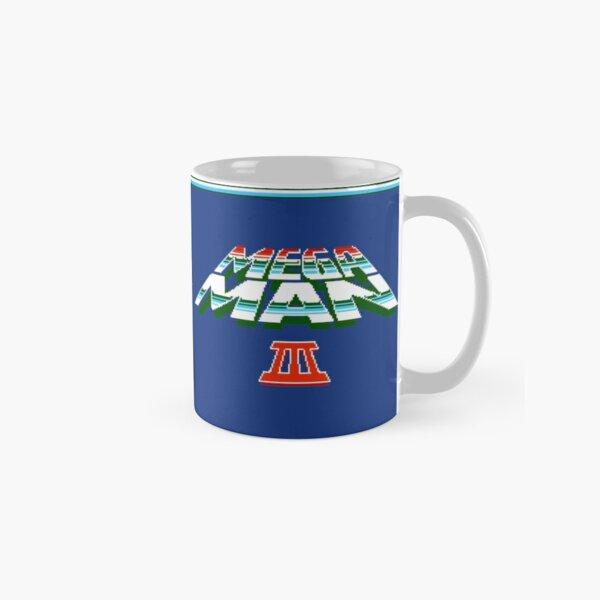 Mega Man 3 (NES) Taza clásica