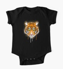 Graffiti Tiger Kids Clothes