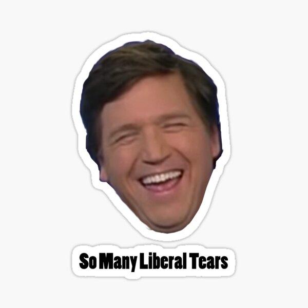 Tucker Carlson #5 Sticker