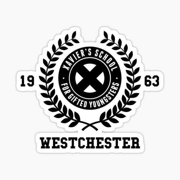 AS11049 X-Men Professor Xavier Superheld Logo Stoßstange//Handy//Laptop Sticker