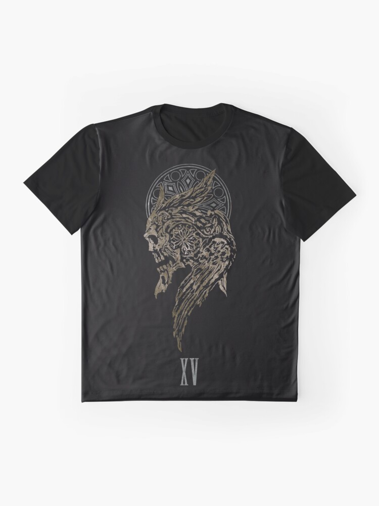 Alternate view of The Lucian Crest  Graphic T-Shirt