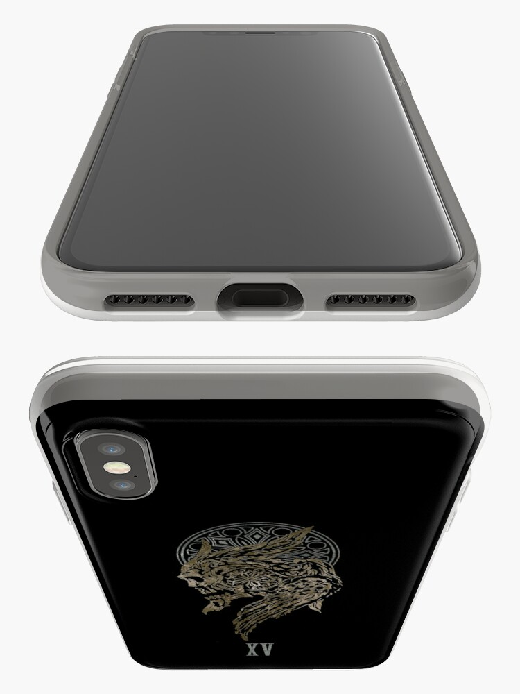 Alternate view of The Lucian Crest  iPhone Case & Cover