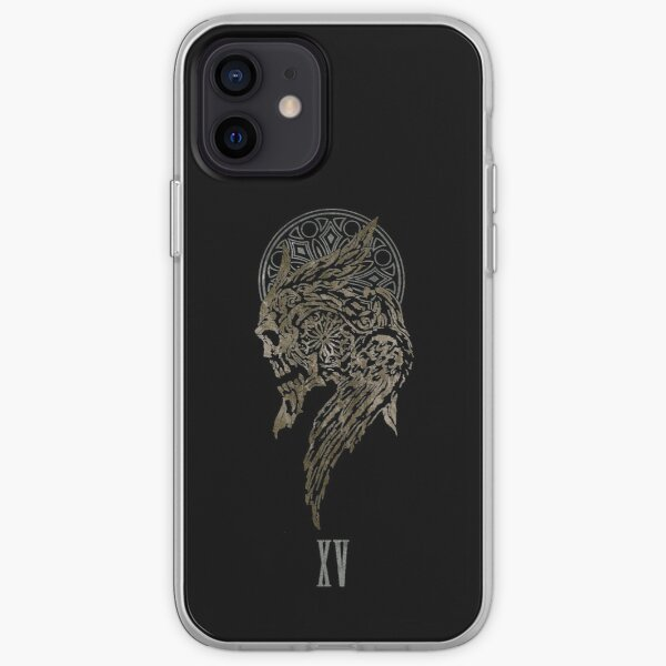 The Lucian Crest  iPhone Soft Case
