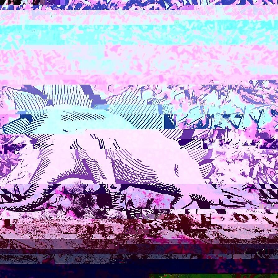 Glitch Dino 2 by jaylorswift