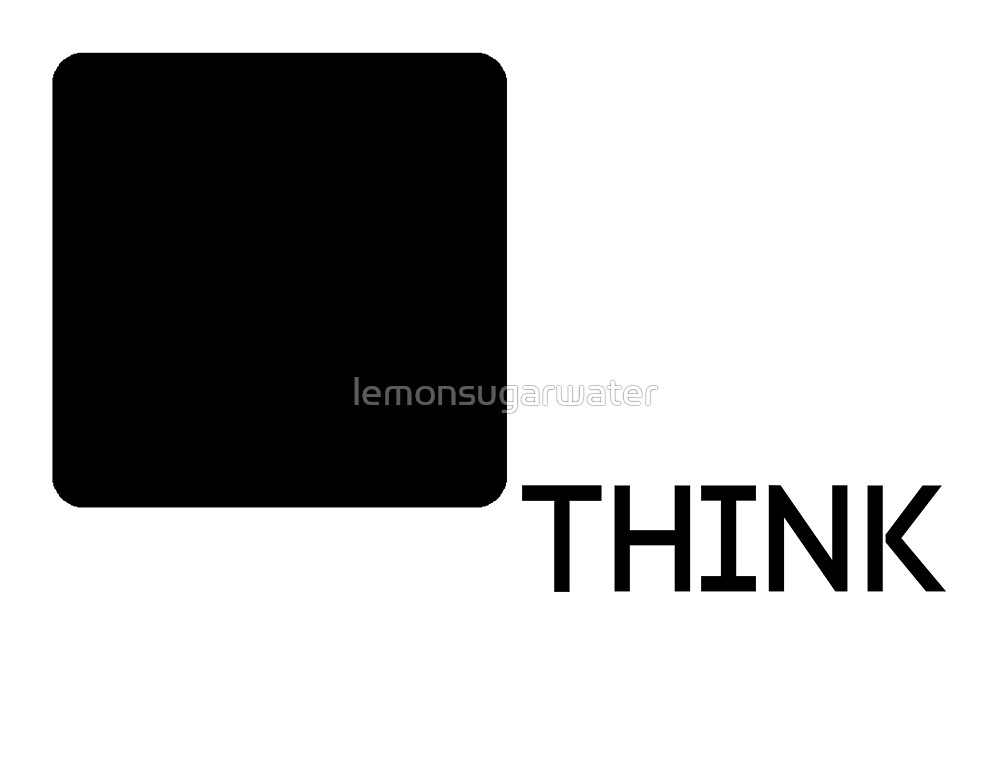 Think Ouside of the Box by lemonsugarwater
