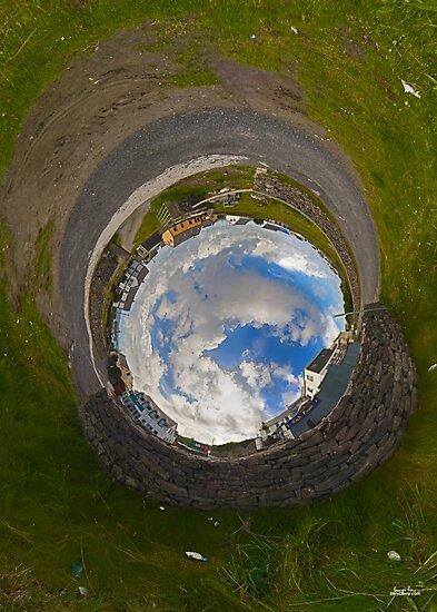 Rory's House - Tigh Ruairi (Inis Oirr Village) by George Row