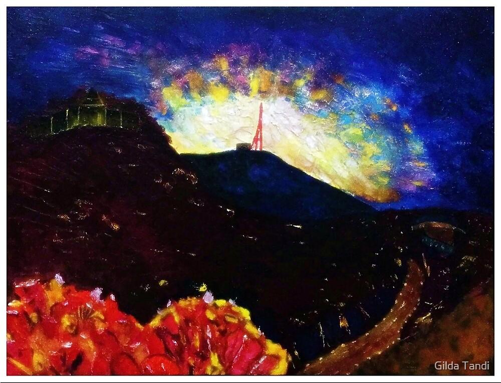 Tbilisi No.1 by GildaTArt