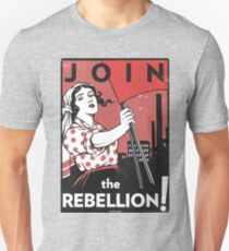 Join the Rebellion! (Vector Recreation) T-Shirt