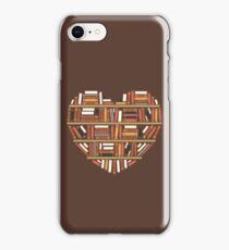 I Heart Books iPhone Case/Skin
