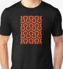 Overlook Hotel Carpet The Shining Unisex T-Shirt