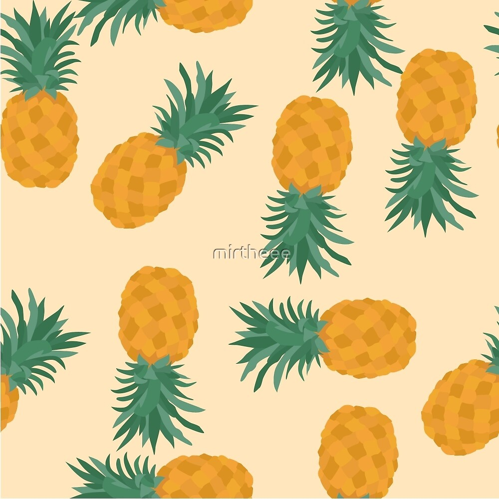 Pineapple by mirtheee