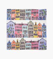 Rainbow Row – Charleston Scarf