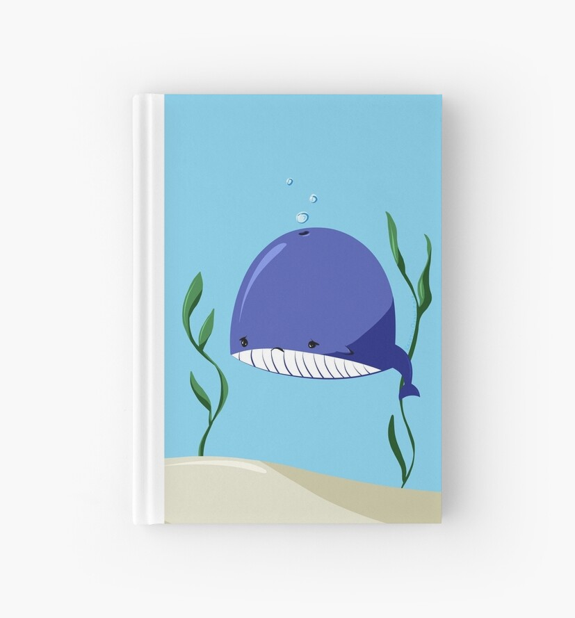 Sad Whale by Kristin Osani
