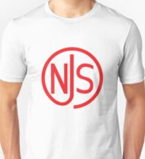 NJS stamp (red print) T-Shirt